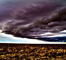 Southern storm rolling in by outbacksnaps