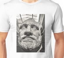 Classic Greek Bust Unisex T-Shirt