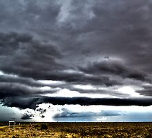 As the storm engulfs us by outbacksnaps