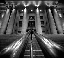 Courthouse Pipeline by Bob Larson