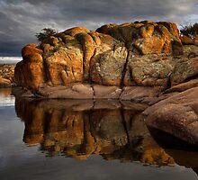 Rock Blocks by Bob Larson