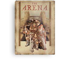 The Arena - Elder Scrolls IV Oblivion  Metal Print