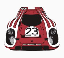 Porsche 917 Front by supersnapper
