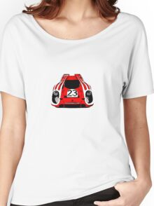 Porsche 917 Front Women's Relaxed Fit T-Shirt
