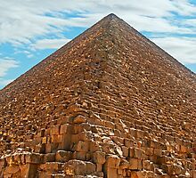 Cheops Pyramid3. by bulljup