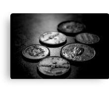 Afghanistan B&W Collection: HORBW0010 Canvas Print