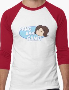 Game Grumps-Dang Ass Game Men's Baseball ¾ T-Shirt