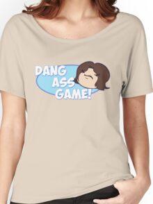 Game Grumps-Dang Ass Game Women's Relaxed Fit T-Shirt