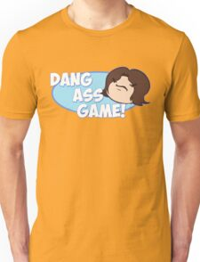 Game Grumps-Dang Ass Game Unisex T-Shirt