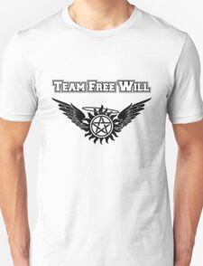 Team Free Will Shirt Unisex T-Shirt