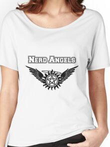 Team Nerd Angels Women's Relaxed Fit T-Shirt