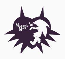 Majora's Mask - The Legend of Zelda Kids Tee