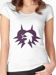 Majora's Mask - The Legend of Zelda Women's Fitted Scoop T-Shirt