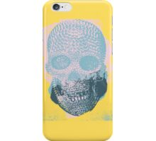 Skull IV iPhone Case/Skin