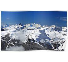 Whistler Panorama Poster