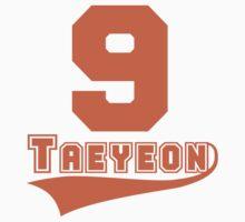 Taeyeon - 9 by Shayera