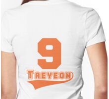 Taeyeon - 9 Womens Fitted T-Shirt