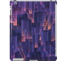 Midnight City iPad Case/Skin