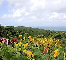 Jamaica Plantation by Rosalie Scanlon