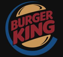 Burger King  by Circleion