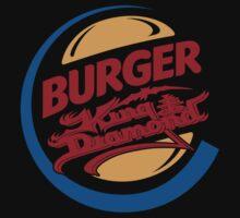 Burger King Diamond by Circleion