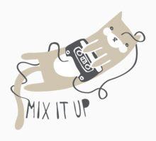 Mixtape Kitty Kids Clothes