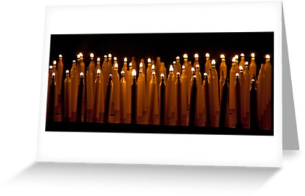 Propane Candles by phil decocco
