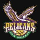 New Orleans Pelican by Circleion