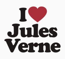 I Love Jules Verne by iheart