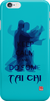Keep Calm and Do Some TAI CHI I by Ruo7in
