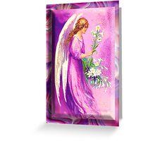 EASTER ANGEL Greeting Card