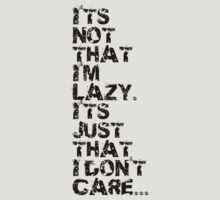 Just Lazy by no-doubt