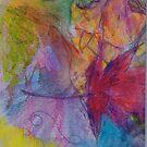 Redgum Leaf in Spring Breezes by Claudia Smaletz