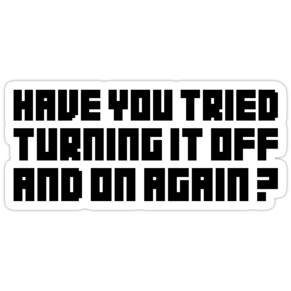 Turning It Off by no-doubt