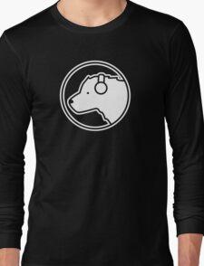 Polar Bear DJ Long Sleeve T-Shirt