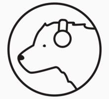 Polar Bear DJ One Piece - Short Sleeve