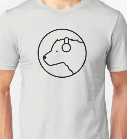 Polar Bear DJ Unisex T-Shirt