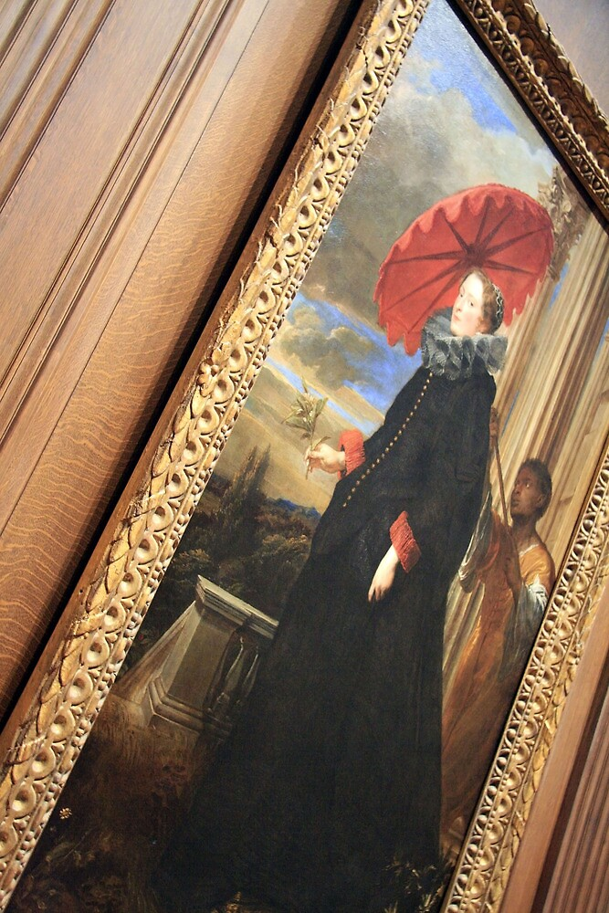 Van Dyck's Marchesa Elena Grimaldi Cattaneo by Cora Wandel