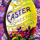 EASTER GREETINGS by Tammera