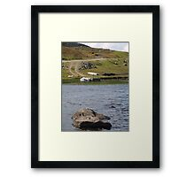 Norse Mill Location Framed Print