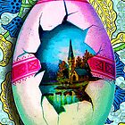 EASTER GREETINGS 2  by Tammera