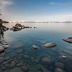 Clear Morning - Lake Tahoe by Richard Thelen