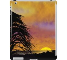 Electric Cabbage Trees iPad Case/Skin