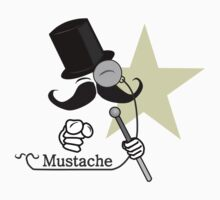 Mustache Masters by Dweeble