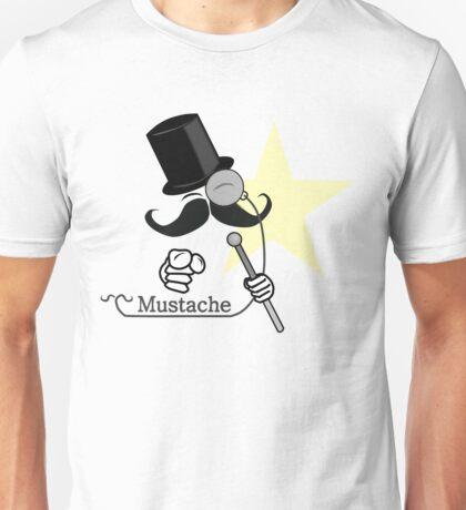 Mustache Masters Unisex T-Shirt