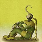 Loki: The Lonesome by Aortic-Inkwell