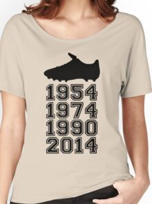 World Champion 2014 - Germany Women's Relaxed Fit T-Shirt