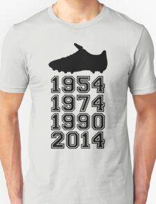 World Champion 2014 - Germany Unisex T-Shirt