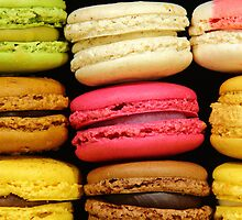 Macarons by PASLIER Morgan