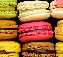 Macarons by PASLIER Morgan